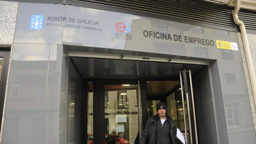 Deza y Tabeirós recortan 107 parados en marzo