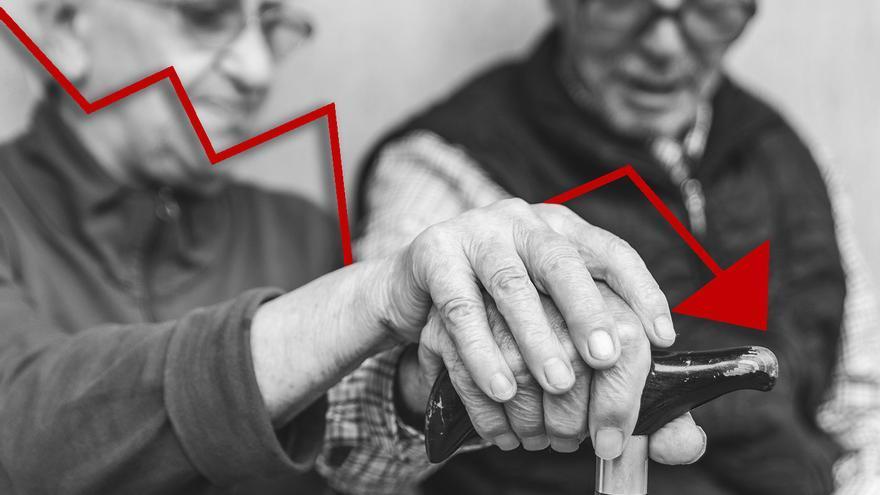Galicia agrava su déficit en pensiones: 250 millones más en costes y menores ingresos