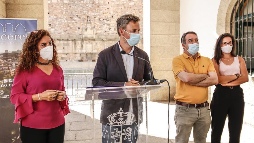 Nueva cita con las rutas turísticas este jueves en Cáceres