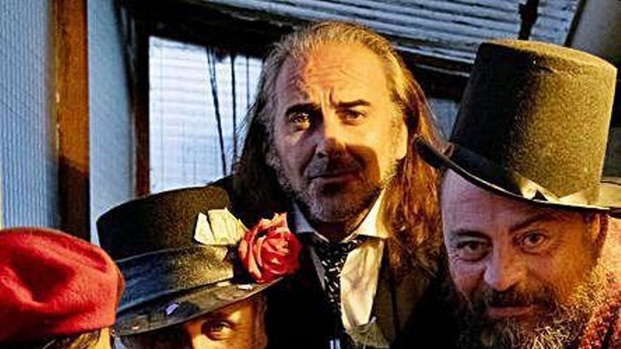 El delirio confinado de José Luis Ducid