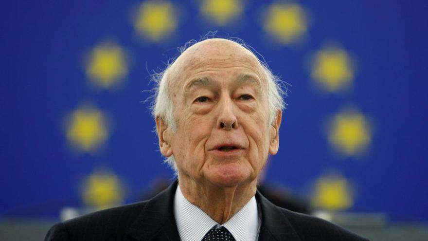 Fallece Giscard d´Estaing, vigésimo presidente de la República Francesa