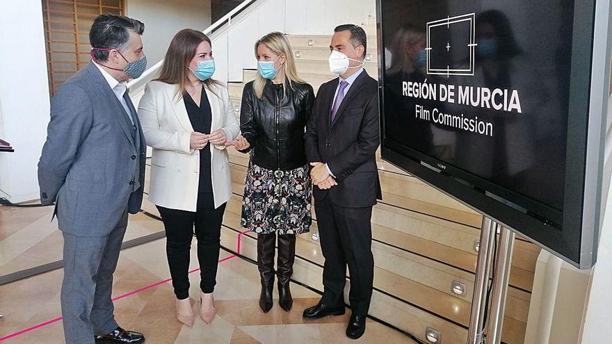 La Film Commission de la Región se pondrá en marcha este año