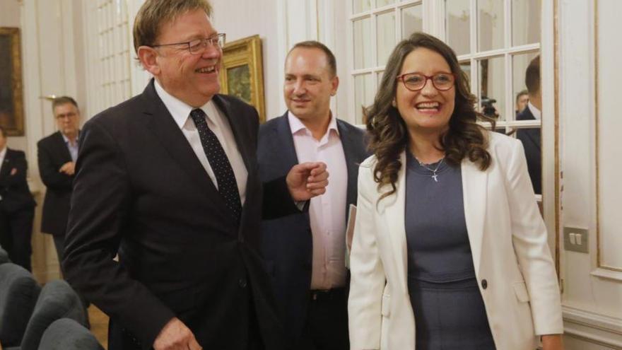 La cumbre valenciano-balear exigirá más financiación y descentralización