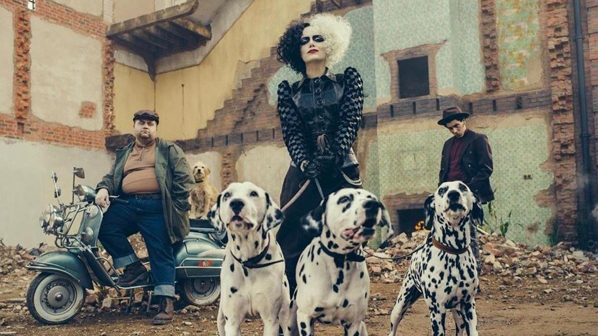 Disney estrena el trailer de 'Cruella', con Emma Stone