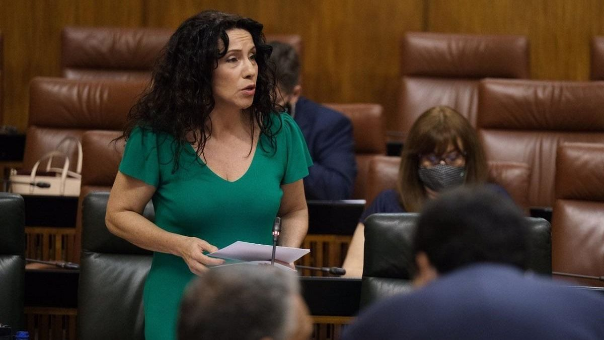 La consejera de Igualdad de la Junta, Rocío Ruiz.