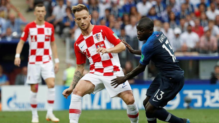 França conquesta davant Croàcia el seu segon Mundial