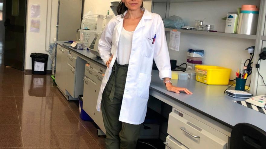 Una investigadora de la UMU premiada por la Fundación Esteve por sus hallazgos sobre el cáncer de hígado