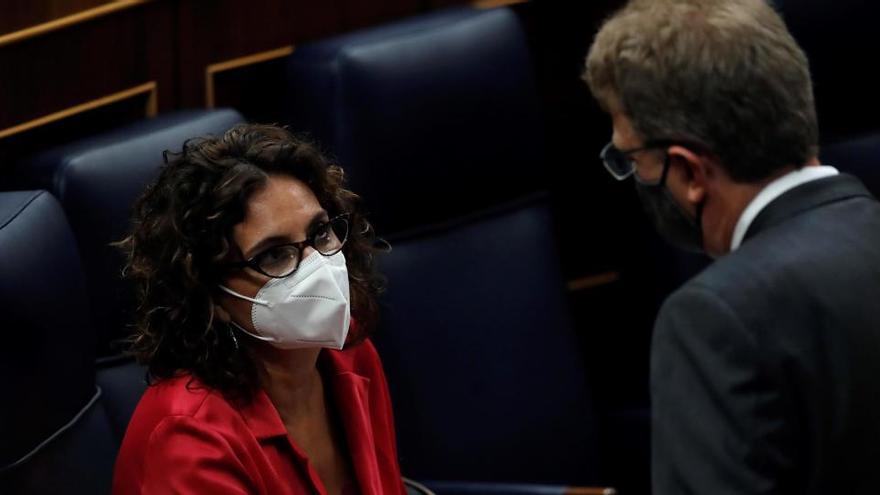 El Congrés tomba el decret de PSOE i PODEM sobre els romanents dels ajuntaments