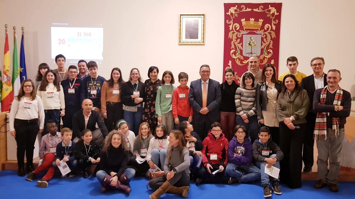 Consejo local de la infancia de Almendralejo