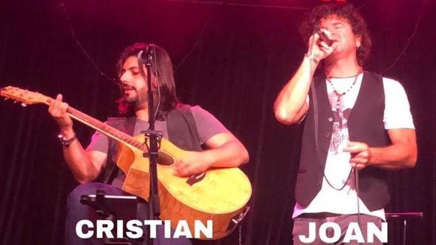 Joan Bagur & Cristian Ibarra