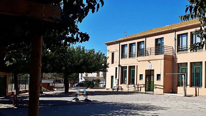 Fortià vol evitar la despoblació amb una nova aula d'educació infantil