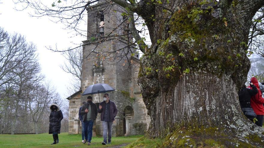 La iglesia de la Alcobilla de Sanabria abrirá al turismo