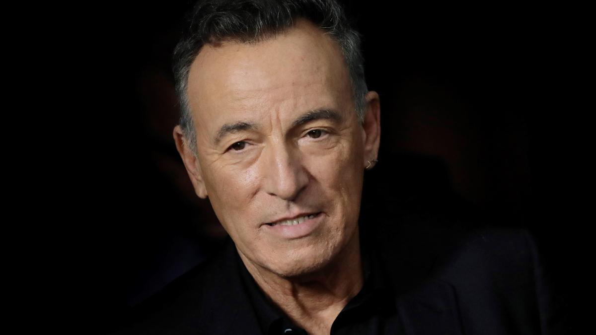 El cantante, Bruce Springsteen.