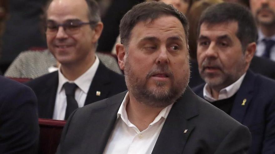 """Audio de Junqueras: """"No es justicia, es venganza"""""""