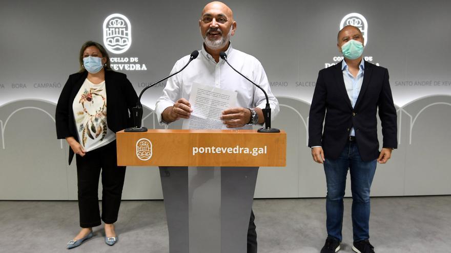 El Concello de Pontevedra y la Zona Franca firman un convenio para analizar la economía de Pontevedra y elaborar una hoja de ruta
