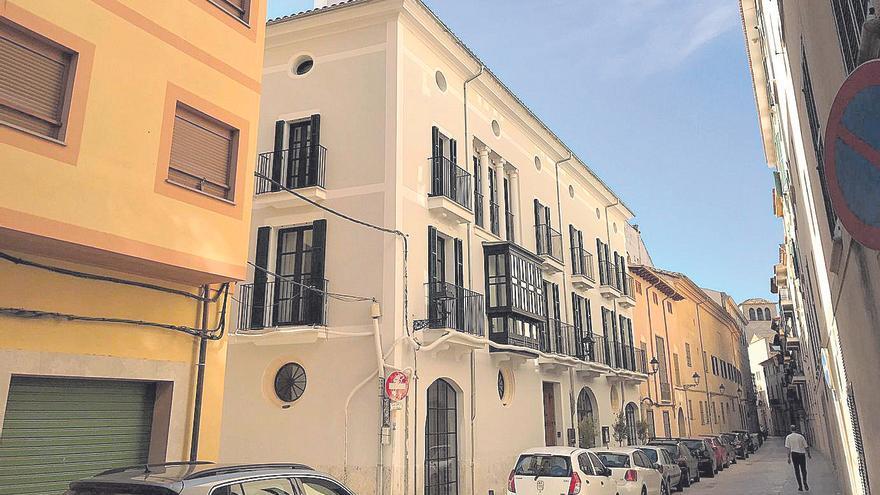 Abre un nuevo hotel de lujo en Palma de 31 habitaciones en la calle Concepció