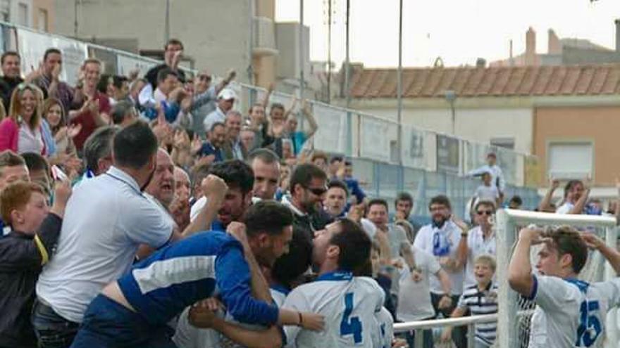 La transición hacia la normalidad en el fútbol amateur de Castellón