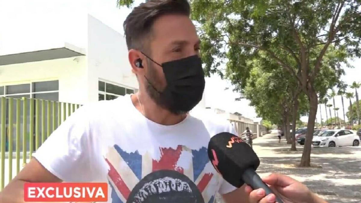 Antonio David Flores en Viva la Vida