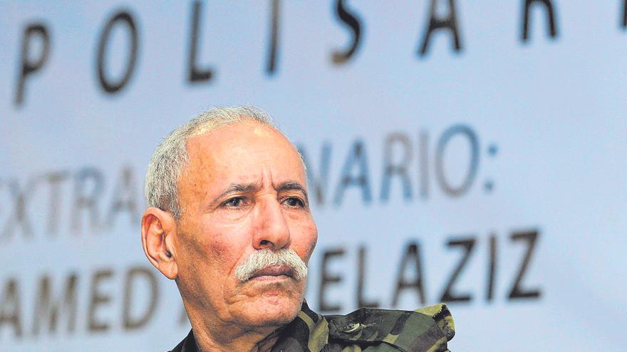 El juez rechaza enviar a prisión al líder del Frente Polisario