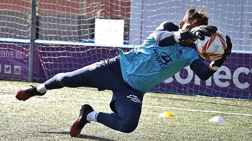 El Baleares quiere ganar otra vez tras dos empates