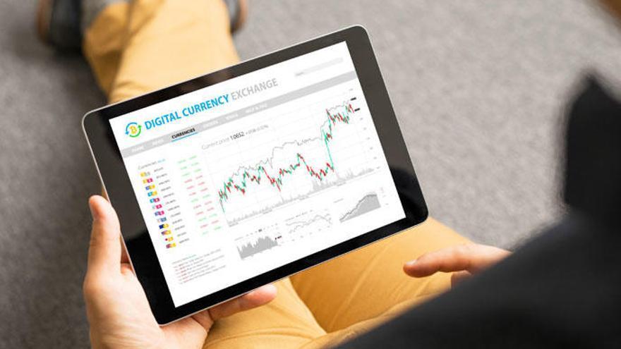 Plataformas online de inversión