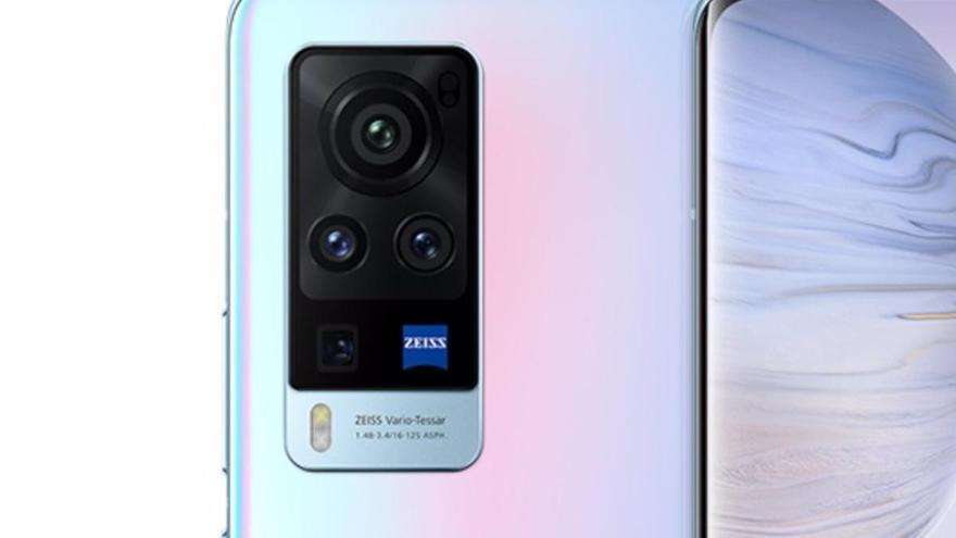 Vivo presenta la familia X60, con la cámara como principal atractivo