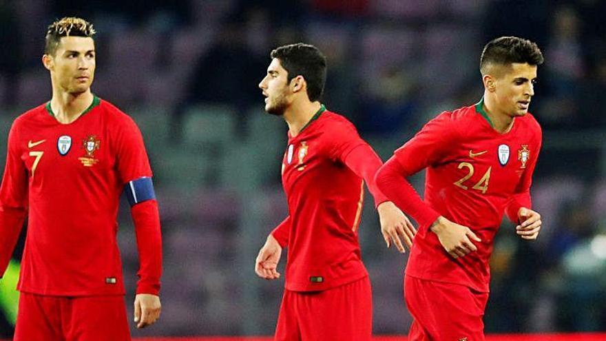 Cancelo, positivo en COVID, dice adiós a la EURO2020