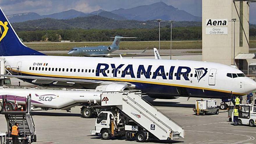Reconeixen la cessió il·legal de 400 treballadors a Ryanair
