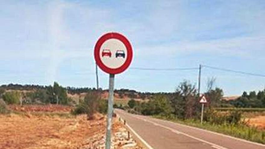 La Junta finaliza la reparación del tramo de vía arrastrado por las riadas en Fuentes