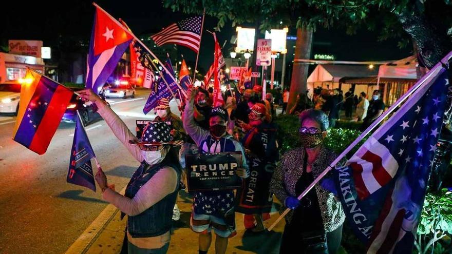 Donald Trump vuelve a conquistar Florida