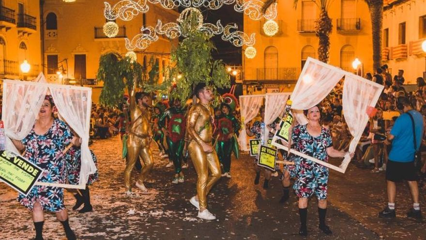San Andrés se alza con el primer premio de la Charanga