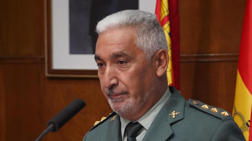 Rodríguez Zabala agradece la acogida de Zamora al dejar la Comandancia de la Guardia Civil