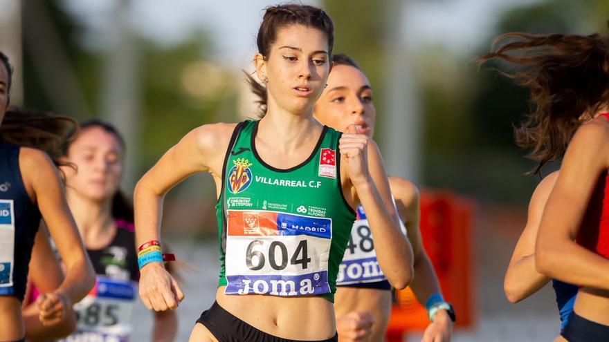 La 'playera' Ana Patricia se corona como la 'reina' sub-23 de fondo