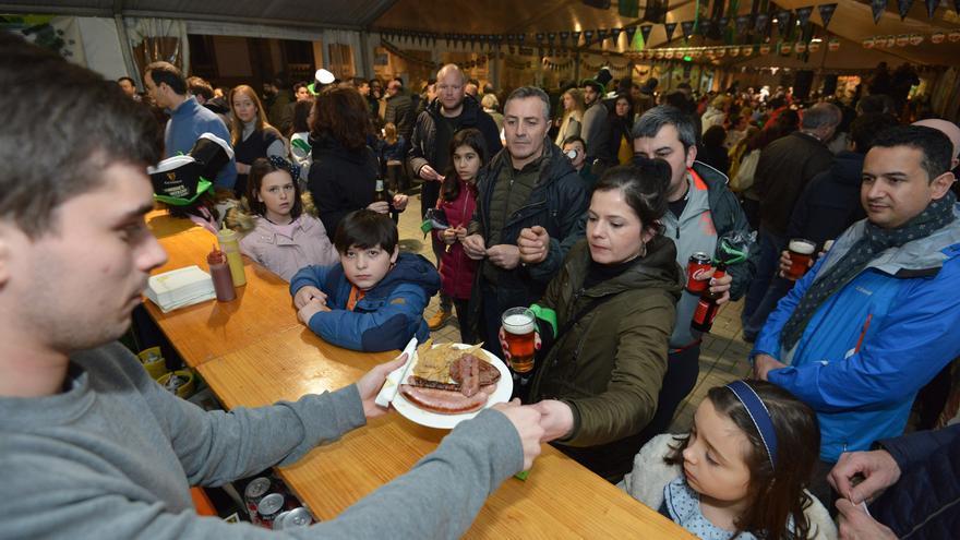Vuelve la fiesta de la cerveza, esta vez convertida en Samaín Fest