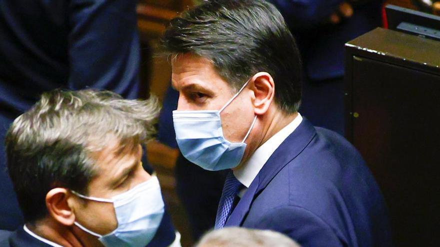 Conte logra la confianza de la Cámara de Diputados