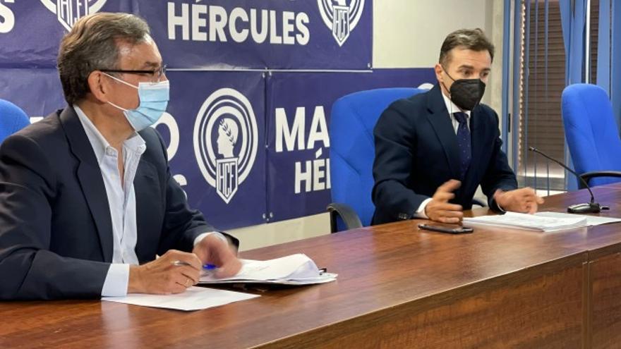 Ortiz y Ramírez asumen los 4.316.105 euros de pasivo para salvar las cuentas de la pandemia