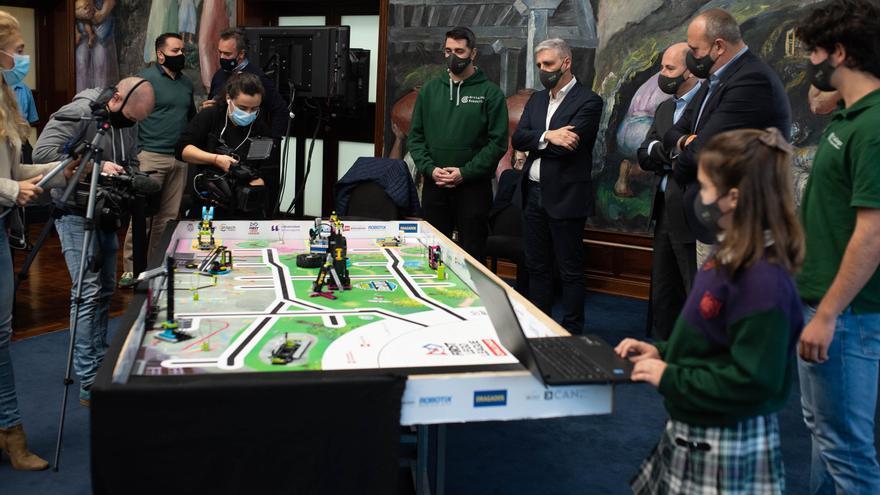 Comienza la novena edición de First Lego League Canarias