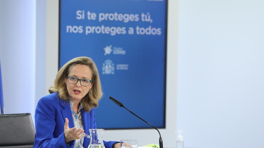 Calviño confirma que el Gobierno enviará este viernes a Bruselas el Plan de Recuperación