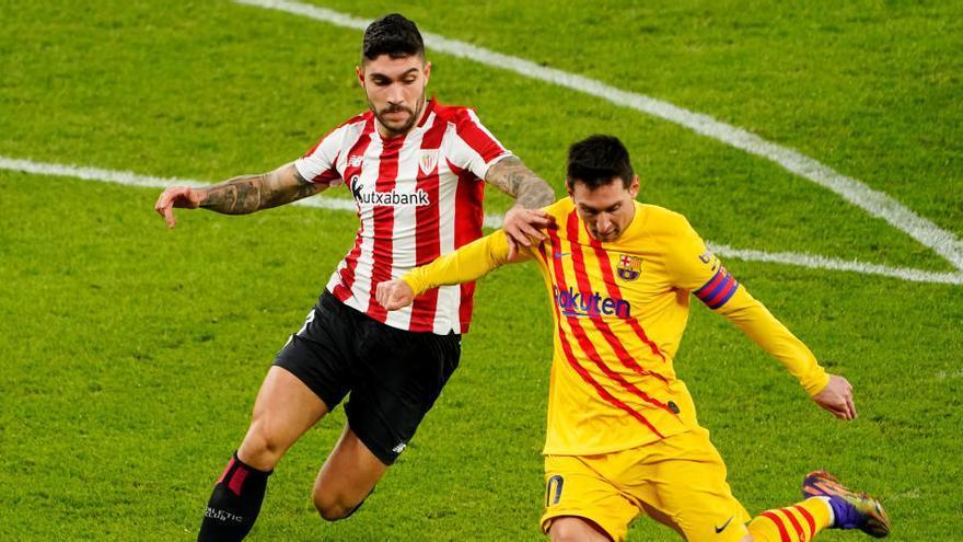 El Barcelona pone a prueba su progresión ante el Granada