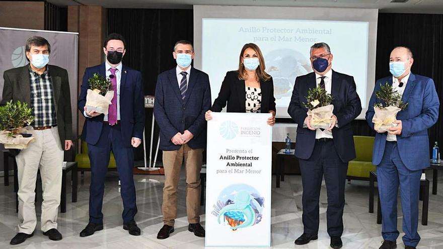 El Anillo Protector Ambiental, la solución de los agricultores para salvar el Mar Menor