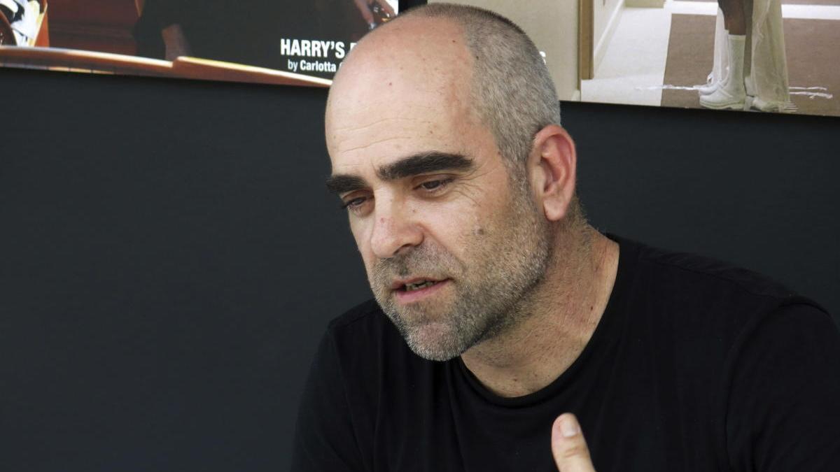 El actor Luis Tosar