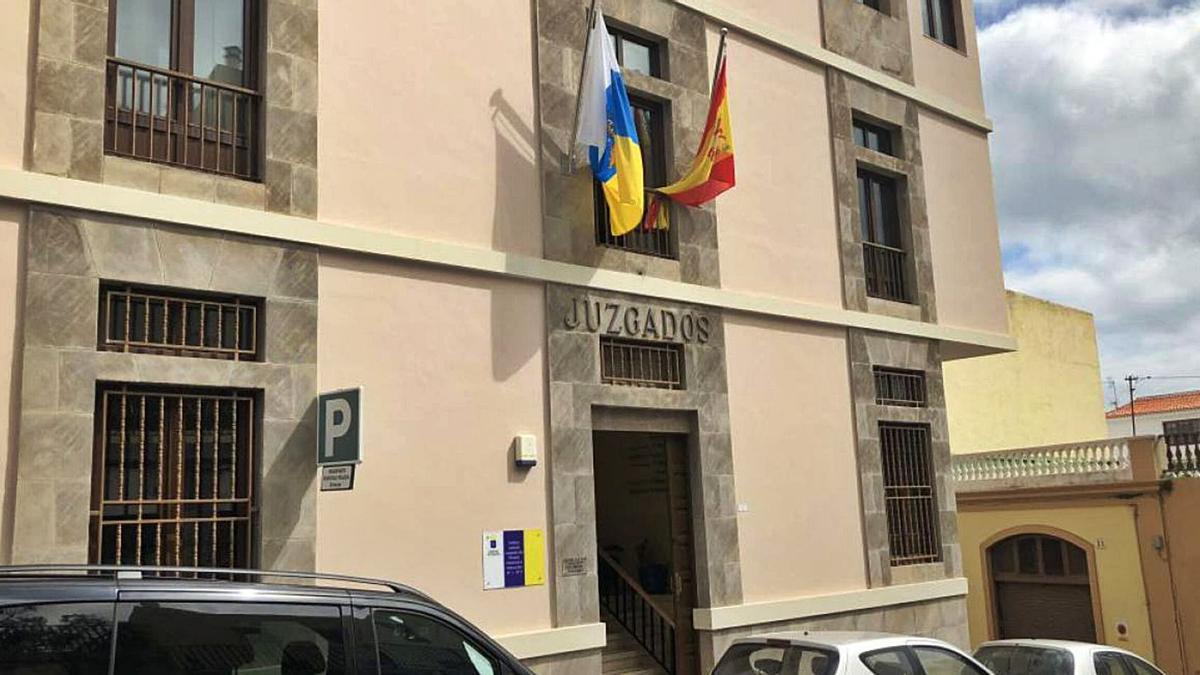Juzgados de Primera Instancia e Instrucción de La Orotava.