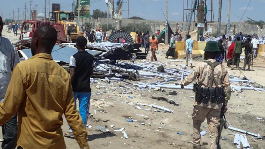 Un ataque de EEUU mata a un terrorista y destruye instalaciones de Al Shabab