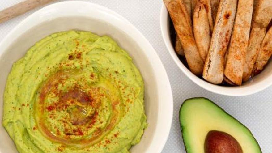 La receta de hummus más original: lleva aguacate y su sabor conquista a todo el mundo