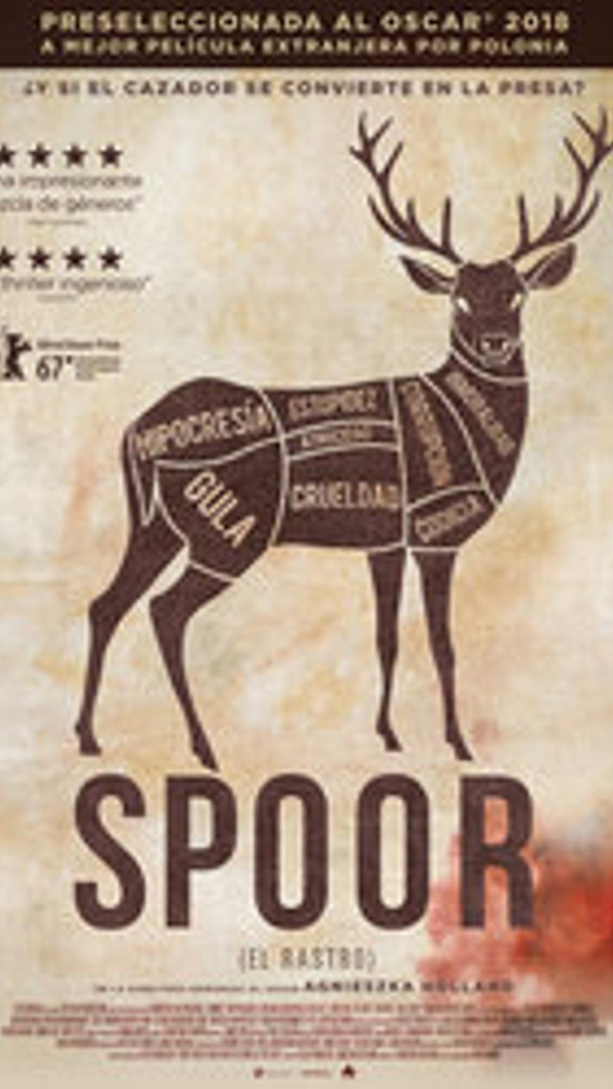 Spoor (El rastro)