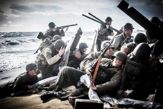 Catalunya recrea batalles de la 2a Guerra Mundial
