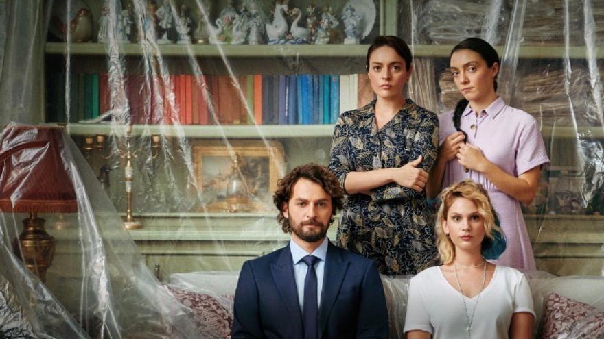 'Inocentes' en Antena 3 y 'Deluxe' en Telecinco, platos fuertes de la parrilla