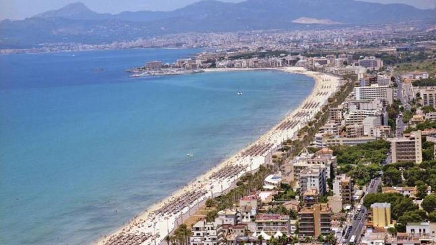 1,65 Millionen Euro für Investitionen in die Playa de Palma