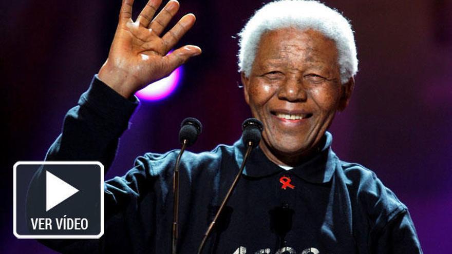 Cinco películas para recordar a Nelson Mandela