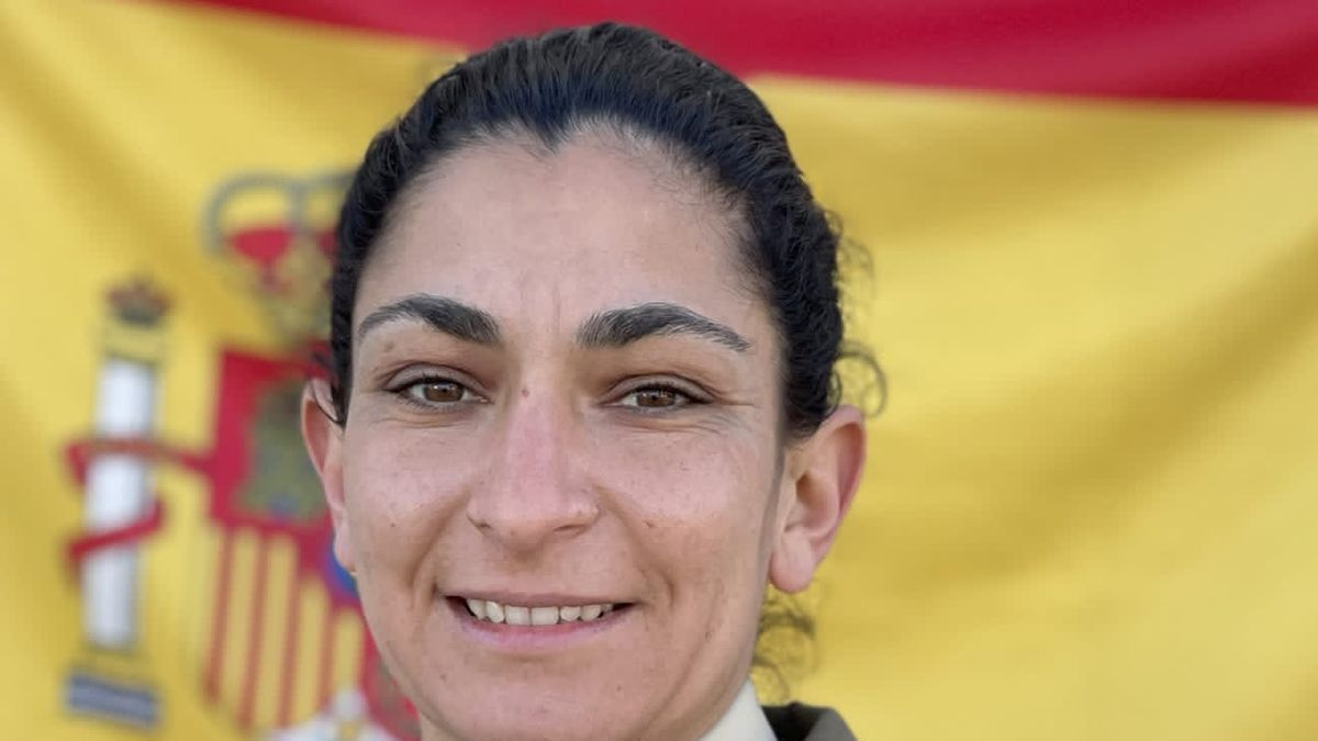 Débora Grau Serra falleció el viernes en unas maniobras